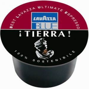 LavAzza Blue Tierra  100 caps.