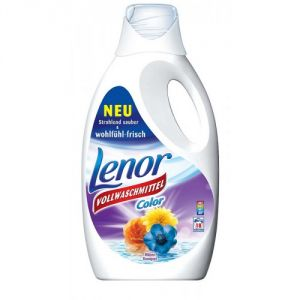 Lenor Color Течен Перилен Препарат за Цветно - 1,5l