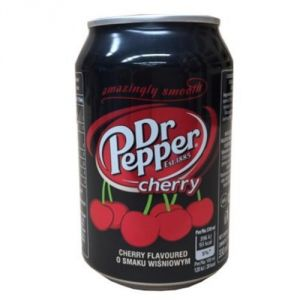 Dr. Pepper Cherry 330 ml кен